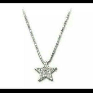 🆕 AUTHENTIC SWAROVSKI Star Pendant Necklace